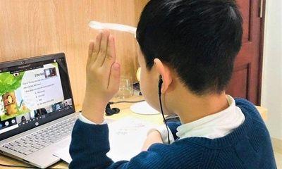 Sở GD&ĐT Hà Nội thông báo các trường tiếp tục học trực tuyến