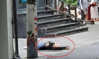 Hà Nội: Tá hỏa phát hiện cô gái tử vong bất thường tại phường Thanh Xuân Trung