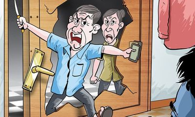 Những dấu hiệu của tội xâm phạm chỗ ở của người khác và tội bắt, giữ hoặc giam người trái pháp luật