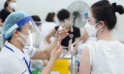 Bộ Y tế: Người lao động đã tiêm đủ 2 mũi vaccine không cần xét nghiệm SARS-CoV-2