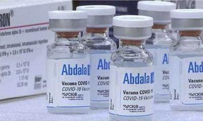 Phê duyệt kinh phí mua, vận chuyển và tiếp nhận 5 triệu liều vaccine phòng COVID-19 Abdala