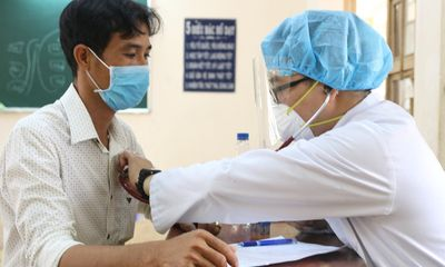 Hải Phòng mở đợt cao điểm tiêm vaccine COVID-19 cho tất cả các lái xe, phụ xe, xe ôm