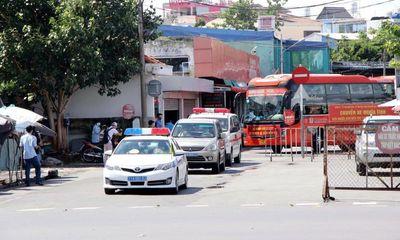 TP.HCM ban hành hướng dẫn tổ chức giao thông từ 1/10: Taxi, xe buýt sắp được hoạt động trở lại
