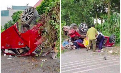Ám ảnh hiện trường vụ tai nạn thảm khốc ở Bắc Ninh, 3 người chết