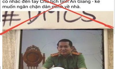 Công an An Giang vào cuộc vụ file ghi âm cắt ghép của đại tá Đinh Văn Nơi