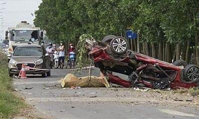 Vụ tai nạn thảm khốc ở Bắc Ninh, 3 người chết: Danh tính nạn nhân