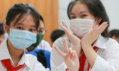 Dự thảo 10 tiêu chí an toàn mới để TP.HCM mở cửa lại trường học gồm những gì?