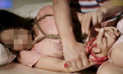 Bắt đối tượng hiếp dâm người phụ nữ: Dụ 2 cháu nhỏ cùng nhà ra ngoài bằng 10.000