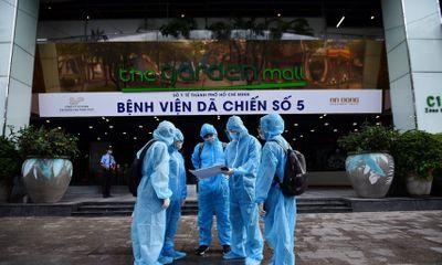 TP.HCM: Các bệnh viện dã chiến sẽ lần lượt ngừng hoạt động