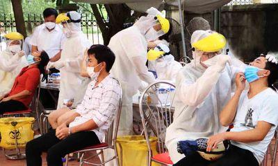 Bắc Ninh phát hiện 5 ca mắc COVID-19 trong cộng đồng, chưa rõ nguồn lây
