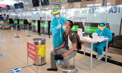 Hà Nội bỏ quy định hành khách từ TP.HCM phải cách ly tập trung 7 ngày