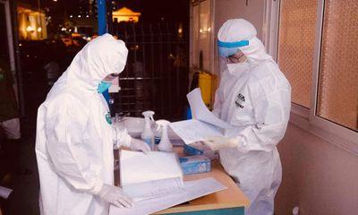 Ngày 11/10, Hà Nội ghi nhận 9 ca dương tính với SARS-CoV-2
