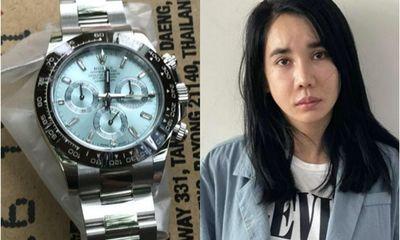 Tin tức pháp luật ngày 13/10: Danh tính cô gái đánh tráo đồng hồ Rolex 2 tỷ đồng đem bán trả nợ