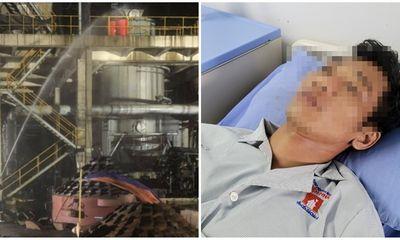 Vụ nổ lò hơi ở Bắc Ninh, 9 người thương vong: Nạn nhân kể lại giây phút gào thét tìm đồng nghiệp