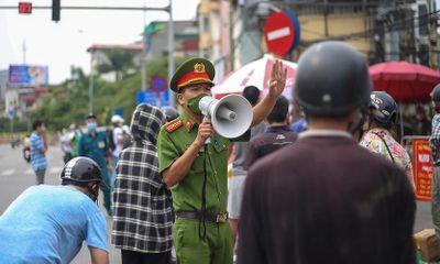 Hà Nội công bố chi tiết cấp độ dịch tại từng xã, phường