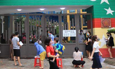 Bắc Ninh phát hiện 11 ca mắc COVID-19 ở huyện Quế Võ: Có nhiều học sinh, trẻ mầm non
