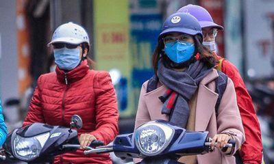 Đón không khí lạnh cường độ mạnh, Hà Nội có nơi rét 17 độ C