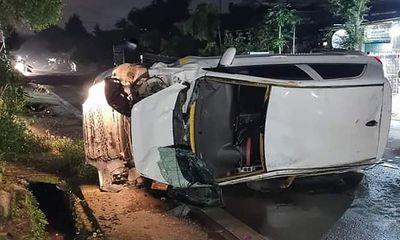 Vụ ô tô tông chết 2 người, tài xế bỏ trốn: Tạm giữ 1 đối tượng liên quan