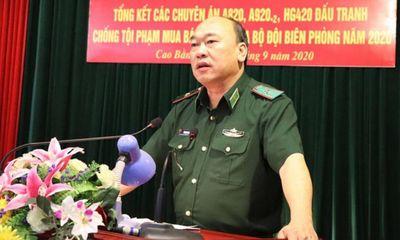 Vì sao Trung tướng Nguyễn Văn Sơn bị cách chức Tư lệnh Cảnh sát biển?