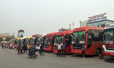 Hà Nội tìm người trên xe khách Hoàng Long từ TP.HCM về bến xe Nước Ngầm