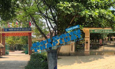 Bài 2: UBND, PGD huyện Lương Sơn đang có dấu hiệu buông lỏng quản lý?