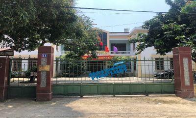 Bài 1: Nguy cơ thất thoát NSNN hiện hữu trong mua sắm tại phòng Giáo dục huyện Lương Sơn, Hòa Bình