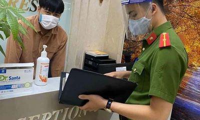 Phát hiện một trường hợp nhập cảnh trái phép ở Hà Nội