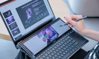 Tin tức công nghệ mới nóng nhất hôm nay 19/5: ASUS trình làng laptop 2 màn hình tại Việt Nam