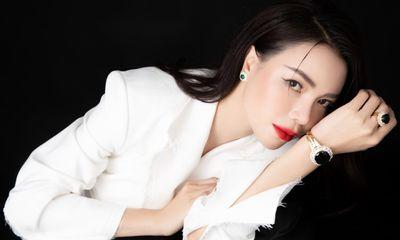 Trà Ngọc Hằng gợi ý phong cách thời trang cho quý cô sang chảnh