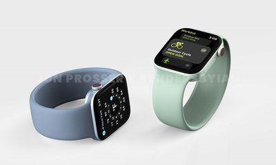 Tin tức công nghệ mới nóng nhất hôm nay 21/5: Hé lộ concept Apple Watch Series 7 siêu ấn tượng