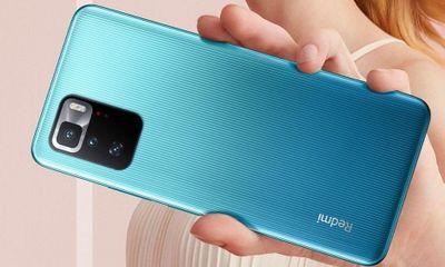 Tin tức công nghệ mới nóng nhất hôm nay 22/5: Lộ thiết kế mặt sau của Redmi Note 10 5G Series