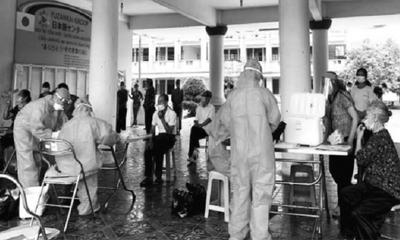 Chuyện của những cán bộ làm xét nghiệm COVID-19 ở CDC Hà Nam