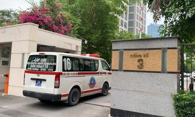 Bộ TN&MT tạm thời phong tỏa trụ sở vì có ca nghi mắc COVID-19