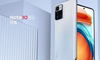 Tin tức công nghệ mới nóng nhất hôm nay 27/5: Redmi Note 10 Pro 5G chính thức ra mắt