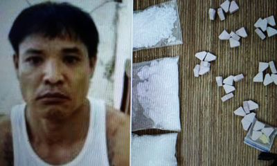 Hà Nội: Khởi tố người đàn ông tàng trữ ma túy trái phép