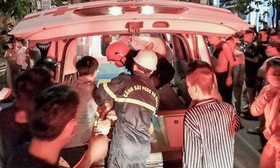 Hỏa hoạn kinh hoàng ở Quảng Ngãi, 4 người trong một gia đình tử vong