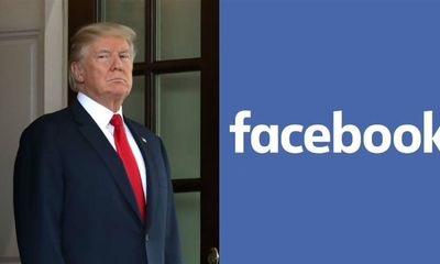 Ông Trump bị cấm dùng Facebook đến năm 2023