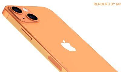 Tin tức công nghệ mới nóng nhất hôm nay 7/6: Ngây ngất trước phiên bản màu cam của iPhone 13