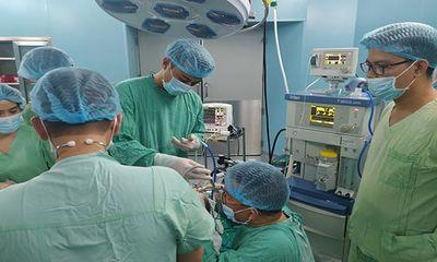 Tin tức đời sống ngày 12/6: Phẫu thuật cứu bé 2 tuổi bị hóc hạt lạc khi ăn xôi