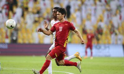 Chủ tịch Liên đoàn Bóng đá và báo chí UAE nói gì sau trận đọ sức với Việt Nam?