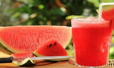 12 loại thực phẩm cấp nước tốt cho cơ thể, đánh bại nắng nóng mùa hè
