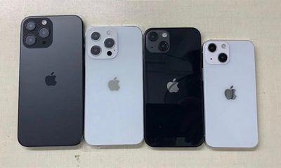 Tin tức công nghệ mới nóng nhất hôm nay 25/6: iPhone 13 series lộ diện rõ nét qua mô hình dummy