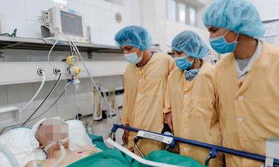 Cảm động nam thanh niên 22 tuổi chết não hiến tạng mang lại sự sống cho 4 người