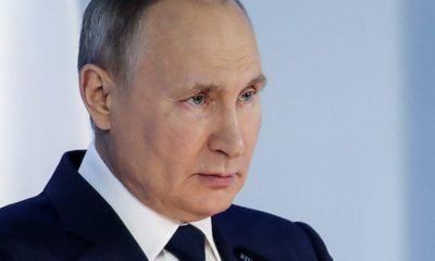 Tổng thống Putin tiết lộ đã tiêm vaccine ngừa COVID-19 Sputnik V