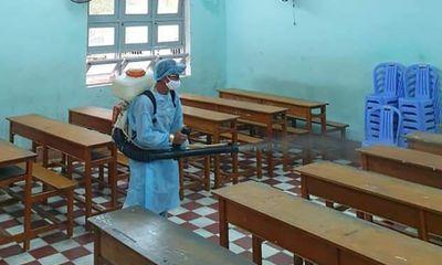 Hơn 2.500 thí sinh tại Bình Định không dự thi tốt nghiệp THPT đợt 1