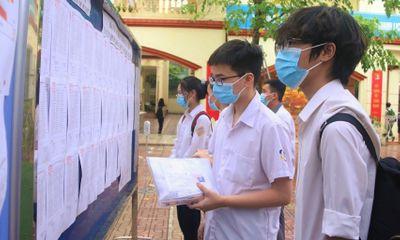 Hà Nội: 19 học sinh trúng tuyển 5 nguyện vọng vào lớp 10 công lập