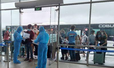 Tạm dừng các chuyến bay từ TP.HCM đến Phú Quốc và ngược lại từ 0h ngày 8/7