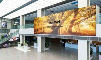 Tin tức công nghệ mới nóng nhất hôm nay 20/7: Samsung ra mắt TV với kích thước mở rộng tới 1000 inch