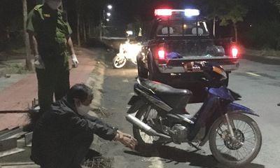 Đối tượng trộm tài sản chống trả quyết liệt với cảnh sát 113 khai gì?