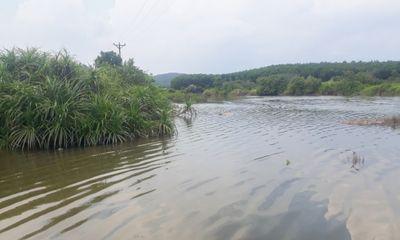 Phát hiện thi thể trong đầm nuôi cá ở Quảng Ninh